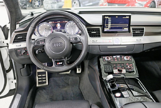 2017 Audi S8 4.0T