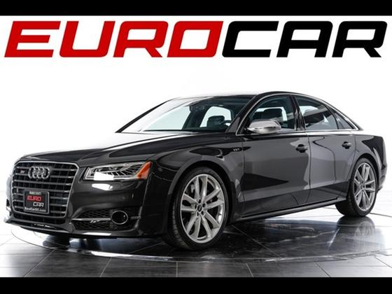 2016 Audi S8 Plus:24 car images available