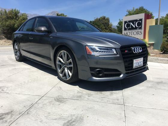 2017 Audi S8 Plus:21 car images available