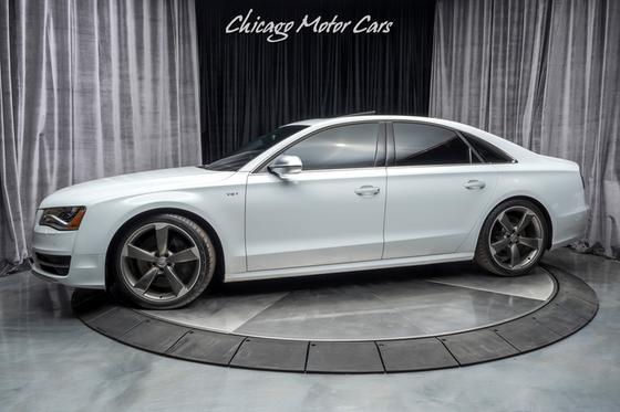 2014 Audi S8 Quattro:24 car images available