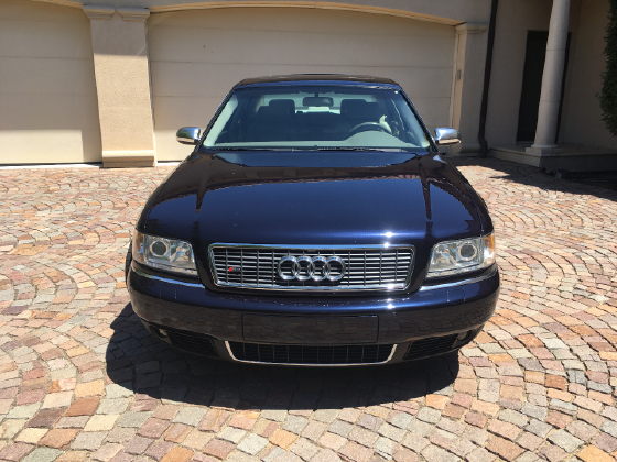 2001 Audi S8 Quattro