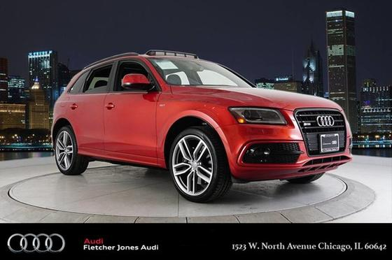 2015 Audi SQ5 :24 car images available