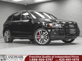 2016 Audi SQ5 :24 car images available