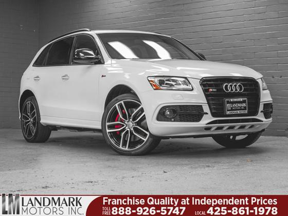 2017 Audi SQ5 :24 car images available