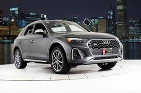 2021 Audi SQ5 :24 car images available
