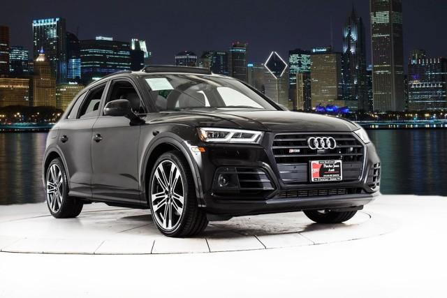 2019 Audi SQ5 :24 car images available