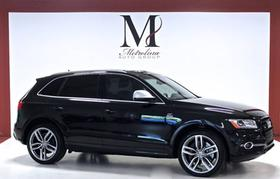 2014 Audi SQ5 3.0T Premium Plus:24 car images available