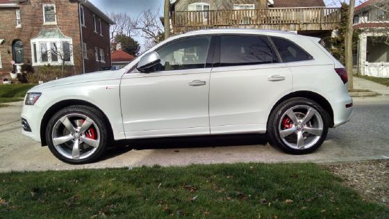 2016 Audi SQ5 3.0T Premium Plus:6 car images available