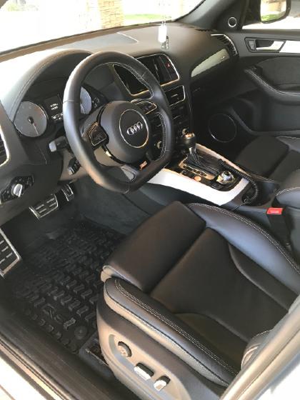 2017 Audi SQ5 3.0T Premium Plus
