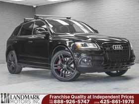 2015 Audi SQ5 3.0T Premium Plus:24 car images available