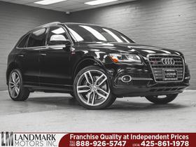 2016 Audi SQ5 3.0T Premium Plus:24 car images available