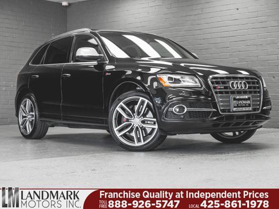 2015 Audi SQ5 3.0T Premium Plus:24 car images available