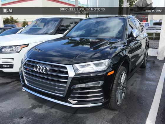 2018 Audi SQ5 3.0T Premium Plus:7 car images available