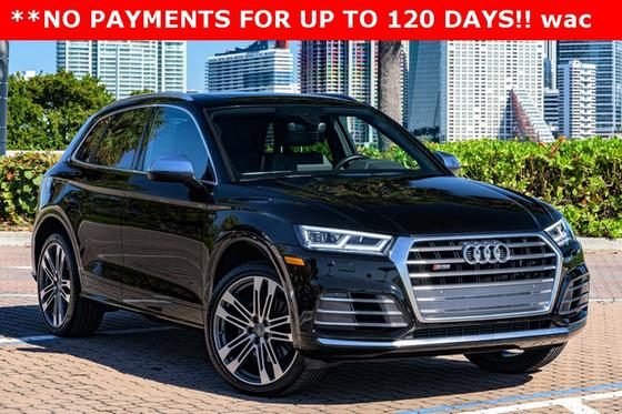 2018 Audi SQ5 3.0T Premium Plus:24 car images available