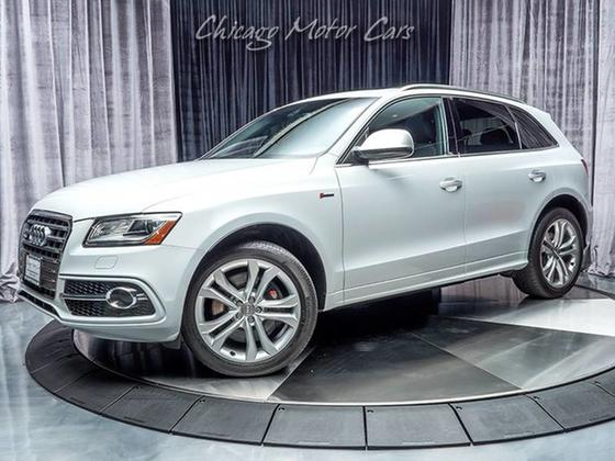 2015 Audi SQ5 Premium Plus:24 car images available