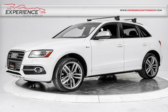 2014 Audi SQ5 Premium Plus:24 car images available