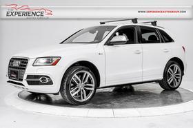 2014 Audi SQ5 Premium Plus:24 car images available