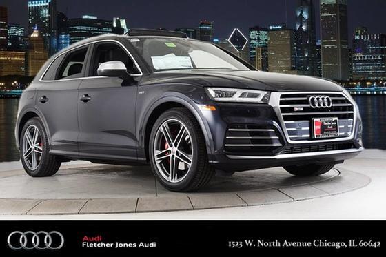 2018 Audi SQ5 Premium Plus:24 car images available