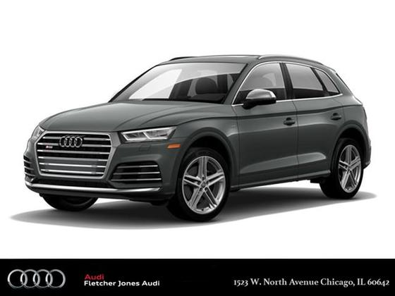 2018 Audi SQ5 Premium Plus : Car has generic photo