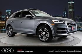 2018 Audi SQ5 Premium Plus:24 car images available