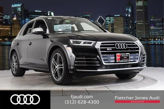 2019 Audi SQ5 Premium Plus : Car has generic photo