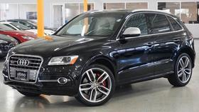2016 Audi SQ5 Premium Plus:10 car images available
