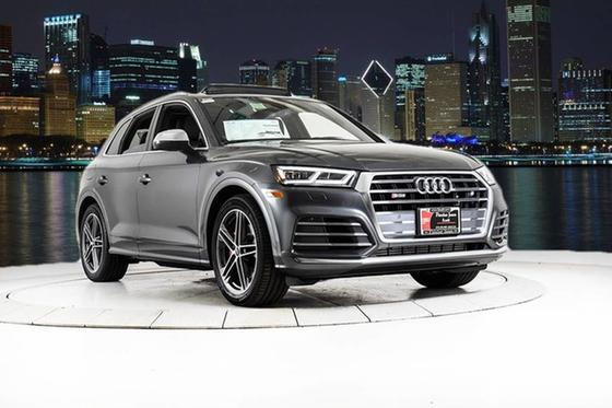 2020 Audi SQ5 Premium Plus:24 car images available