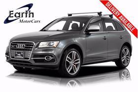 2016 Audi SQ5 Premium Plus:24 car images available