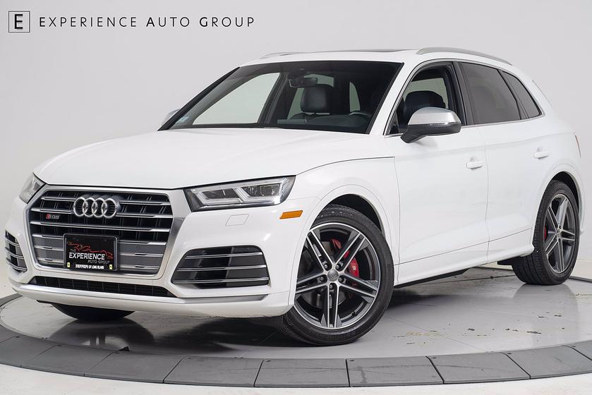 2019 Audi SQ5 Premium Plus:24 car images available