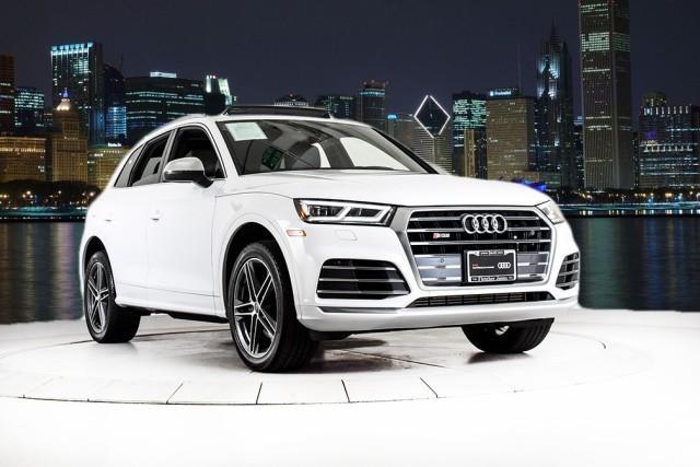 2020 Audi SQ5 Premium Plus:24 car images available