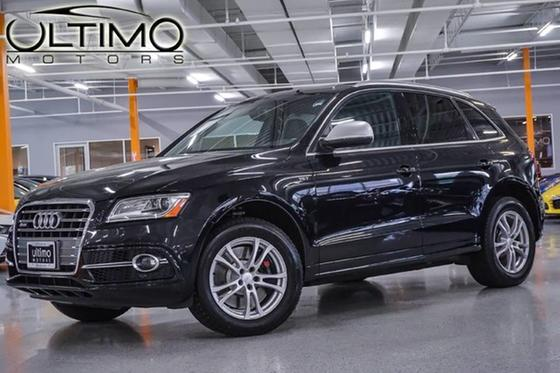 2014 Audi SQ5 Prestige:24 car images available