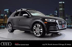 2018 Audi SQ5 Prestige:24 car images available
