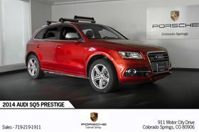 2014 Audi SQ5 Prestige:24 car images available
