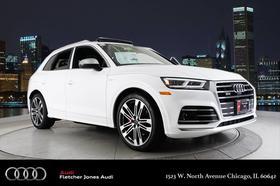 2018 Audi SQ5 Prestige:24 car images available