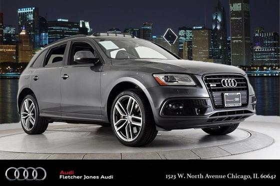 2016 Audi SQ5 Prestige:24 car images available