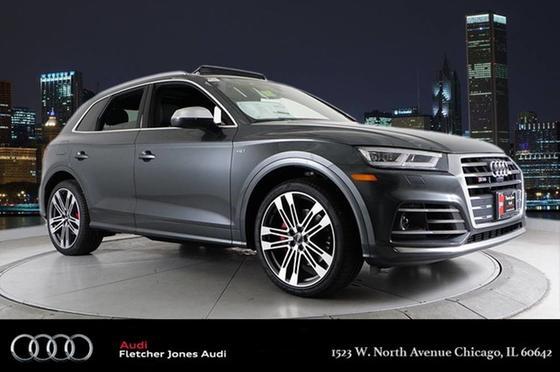 2018 Audi Sq5 Prestige For Sale In Chicago Il Exotic Car List