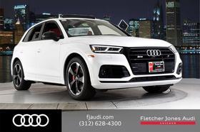 2019 Audi SQ5 Prestige:24 car images available