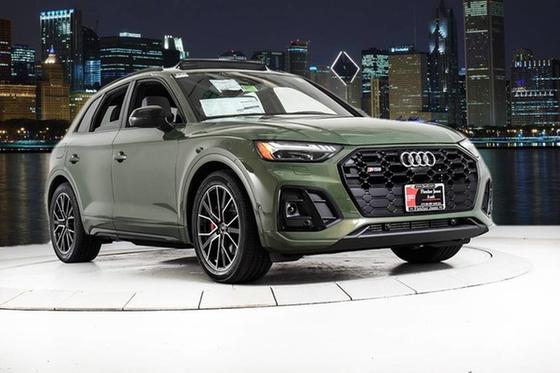 2021 Audi SQ5 Prestige:24 car images available