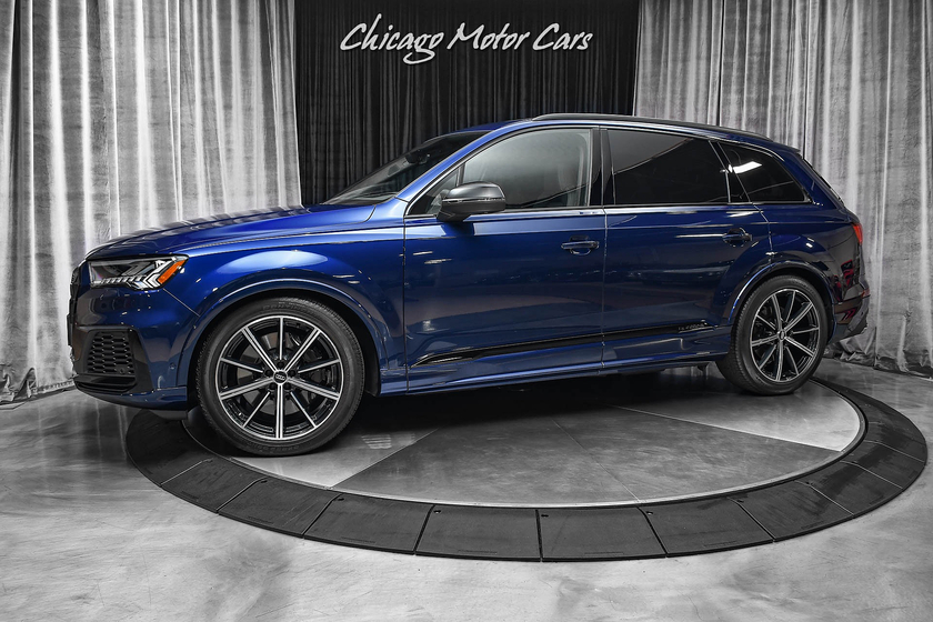 2021 Audi SQ7 :24 car images available