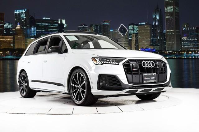 2020 Audi SQ7 :24 car images available