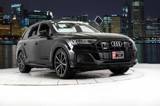 2021 Audi SQ7 Premium Plus:24 car images available