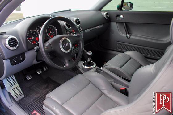 2004 Audi TT
