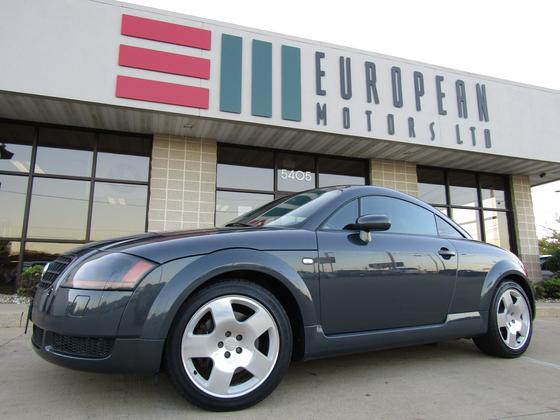 2003 Audi TT 1.8T:15 car images available