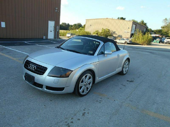 2003 Audi TT 1.8T:6 car images available