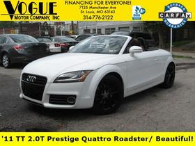 2011 Audi TT 2.0T Prestige:24 car images available