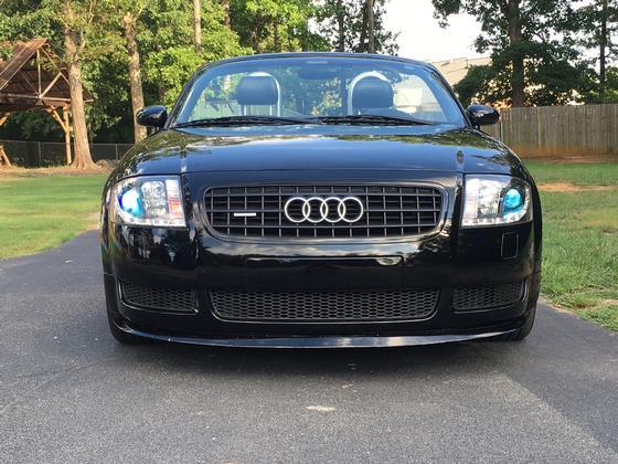 2003 Audi TT 2.0T Quattro