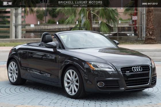 2012 Audi TT 2.0T Roadster:24 car images available