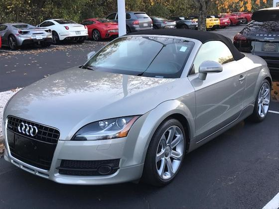 2009 Audi TT 2.0T S:3 car images available