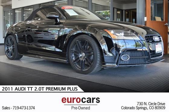 2011 Audi TT 2.0T S:24 car images available
