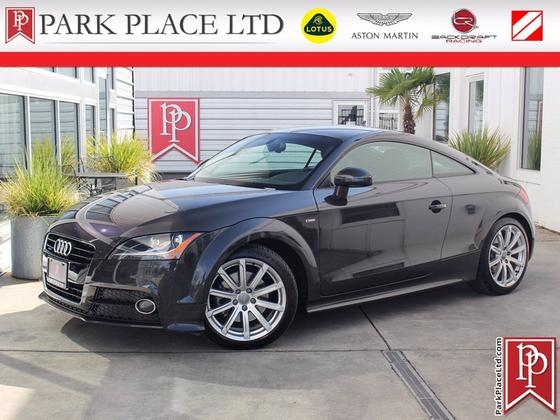 2014 Audi TT 2.0T:24 car images available